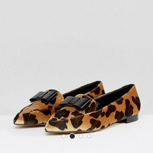 ASOS LATTER Loafer Ballet Flats